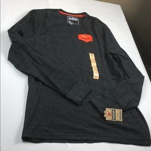 Urban Pipeline Thermal Gray Long Sleeve New
